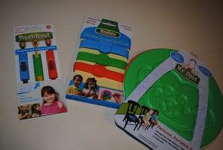 Mompact Blog Hop! – Label Itz Brand Bandette, ToothBand, and MySpot Review & GIVEAWAY!