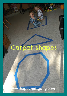 Carpet Shapes