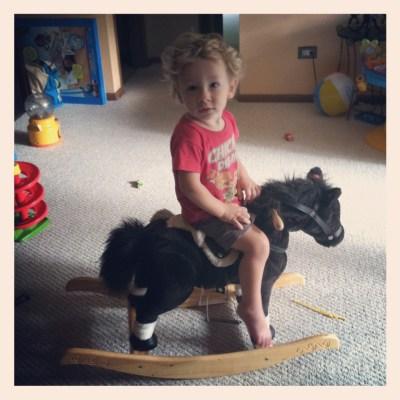 Ride 'em, Cowboy!