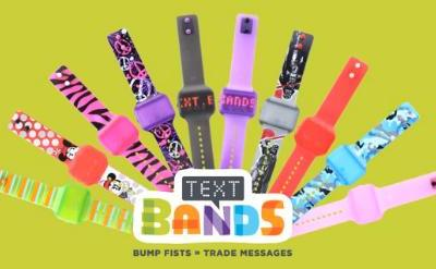 Hallmark Text Bands, Cody Simpson, Oh My!
