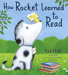 Literacy & Learning :: Day 27 – How Rocket Learned to Read