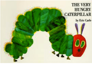 Literacy & Learning :: Day 30 – The Very Hungry Caterpillar