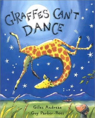 Literacy & Learning :: Day 10 – Giraffes Can't Dance
