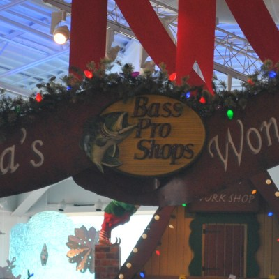 4th Annual Bass Pro Santa Visit!
