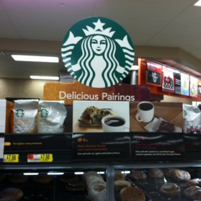 """Starbucks Coffee & The Bakery at Walmart :: Delicious Pairings Re""""TREAT"""""""