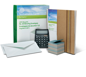 Sustainable Earth by Staples Office Supplies :: Review