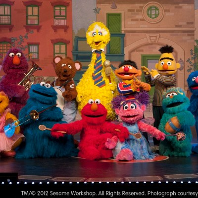 Sesame Street Live: Elmo Makes Music {& Giveaway!}