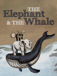 Chicago Children's Theatre & red moon present :: The Elephant & The Whale