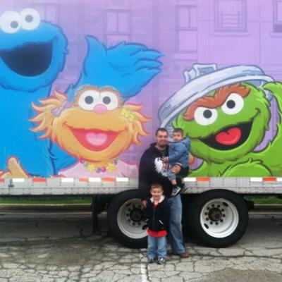 Sesame Street Live!! {review}