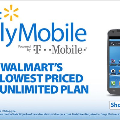Lowest Price Rate Plan for your Cellphone {Walmart Family Mobile}