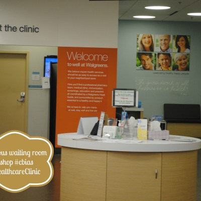 Back to School with Walgreens #HealthcareClinic