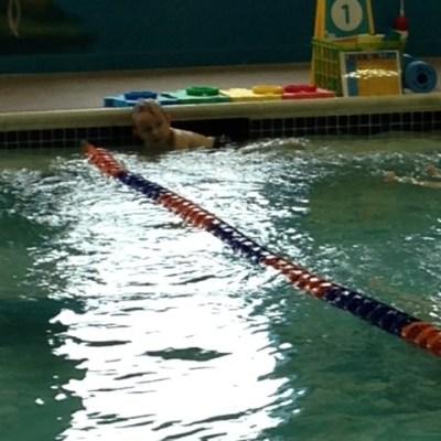 Just Keep Swimming! {Goldfish Swim School}