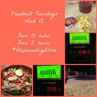 Slow and Steady Wins the Race {Treadmill Tuesdays – Week 12}