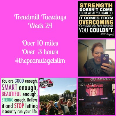 Let's Get Muddy! {Treadmill Tuesdays – Week 24}