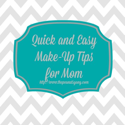Quick and Easy Make-Up Tips for Mom