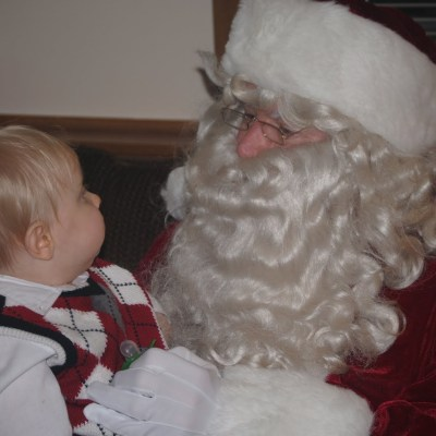 Preparing for Santa Claus' Arrival and Other Holiday Traditions