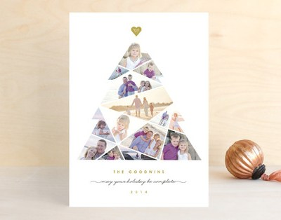 'Tis the Season for Holiday Cards {Courtesy of Minted}