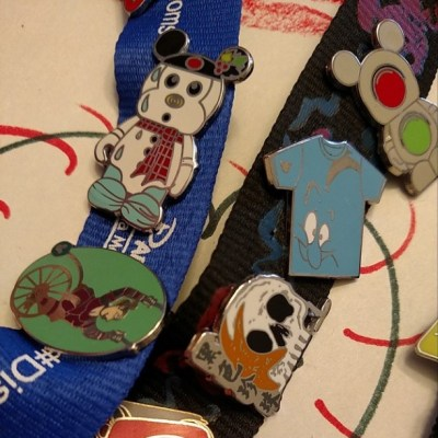Walt Disney World Pin-Trading: Our Favorite Souvenir #SchultzDisneyTrip