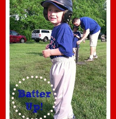 Put Me In Coach! {Baseball 2015}