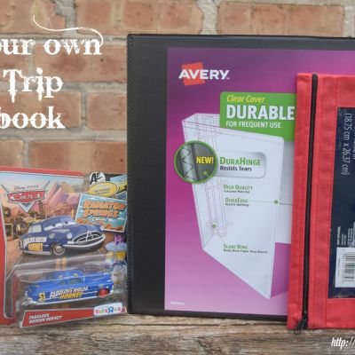 Make Your Own Road Trip Handbook