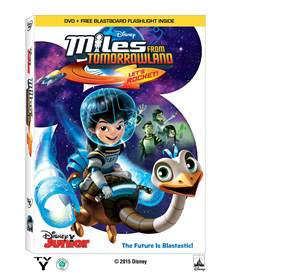 Miles from Tomorrowland: Let's Rocket {MEGA Giveaway}