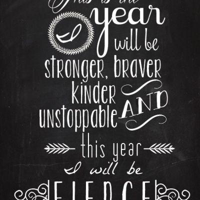 2016: Fierce
