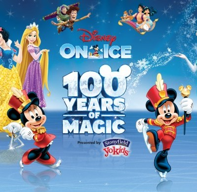 Disney On Ice: 100 Years of Magic — Heading to Chicago