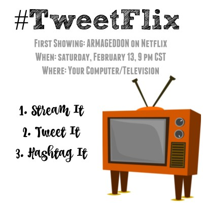 TweetFlix: Join us for Monthly Viewing Netflix Twitter Party!