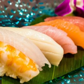 Impressive Benefits of Sushi
