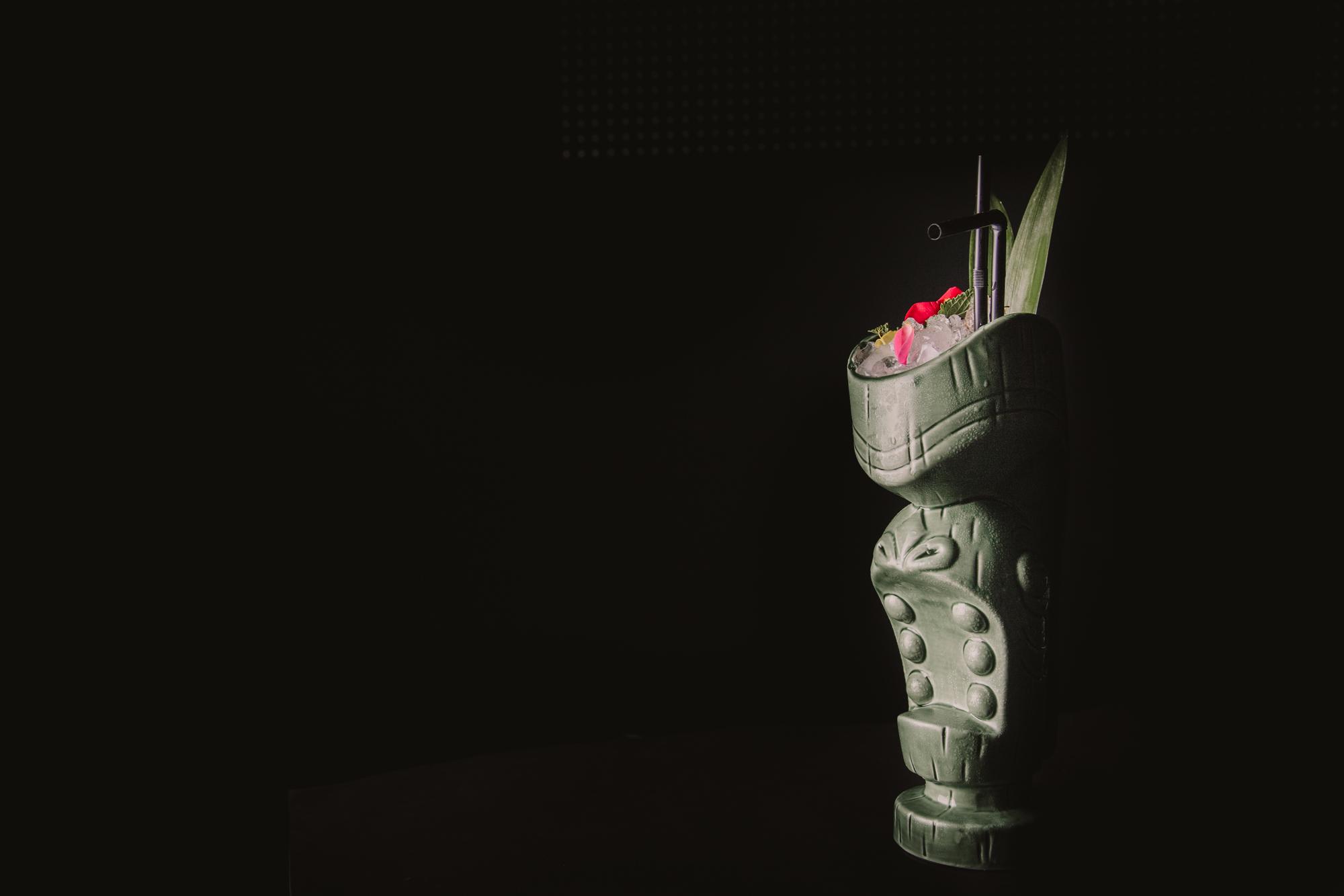Coctel de Azteca de mixologar&cia