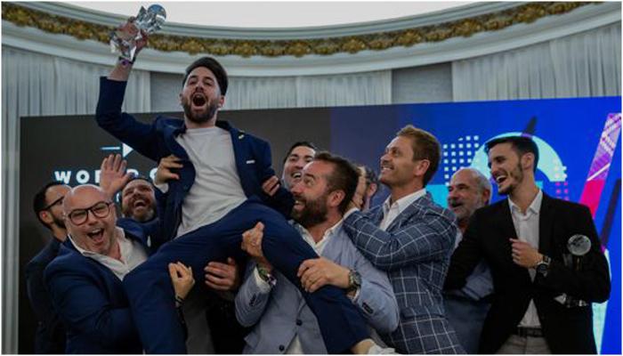 Final World Class 2019 Barcelona Borja Goikoetxea