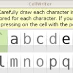CellWriter 1.3.4