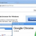Google Chrome 8.0.552.215