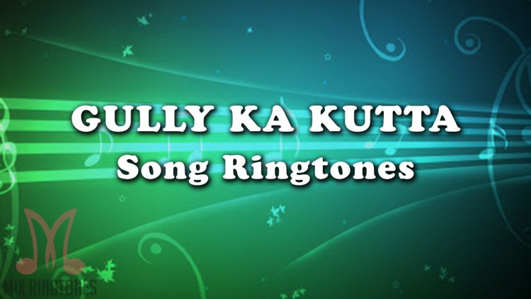Gully Ka kutta Mp3 Song Ringtone By Emiway Bantai Free Download for Mobile Phones