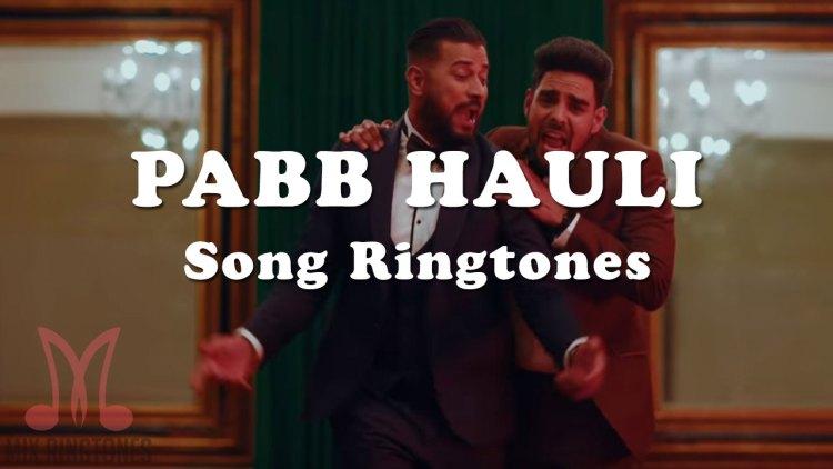 Pabb Hauli Song Ringtone By Garry Sandhu
