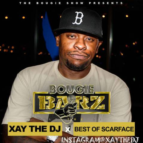 Xay The DJ Presents – Best Of Scarface