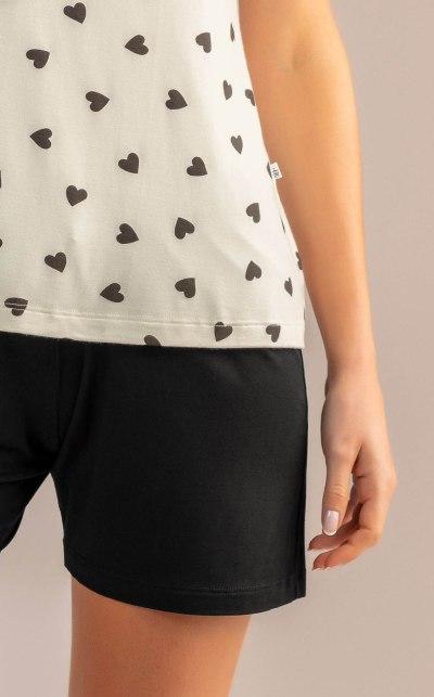Pijama Regata com Short
