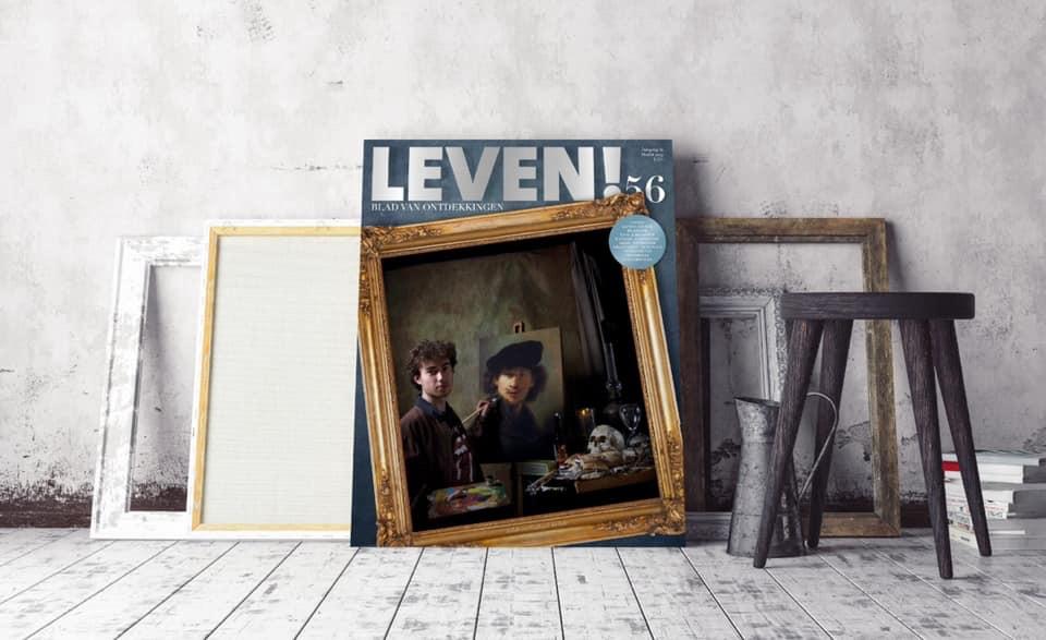 LEVEN! Magazine: in het RIJKS