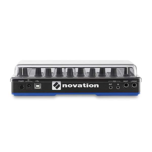 Decksaver Novation Circuit Cover Back
