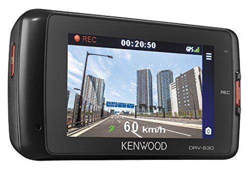 KENWOOD ドライブレコーダー WideQuad-HD DRV-630