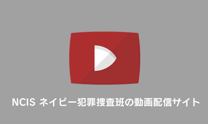 NCIS ネイビー犯罪捜査班の動画配信サイト