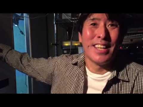 石川よしひろトークLIVE後のグニャグニャリアクションの記録(2018/11/4)