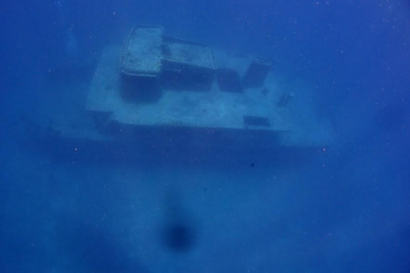 宮古島ダイビング・沈船