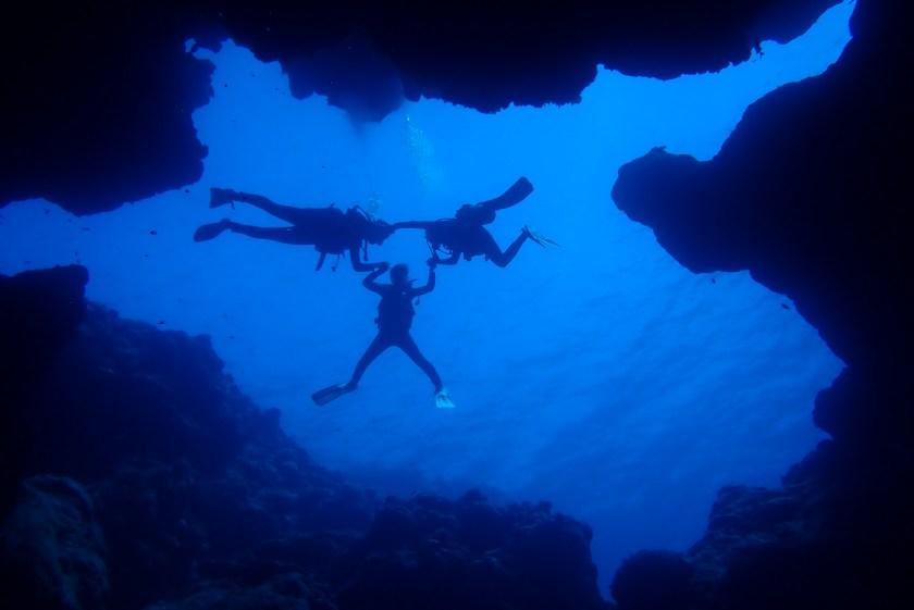 サンゴホール