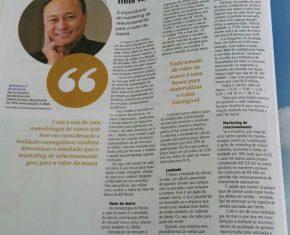 Artigo sobre Valor de Marca publicado no Jornal do Comércio/RS