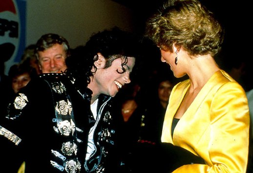 Michael And Princess Diana