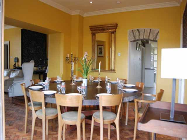 Bishopstown House Dining Room