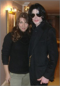 Celene Lavail and Michael
