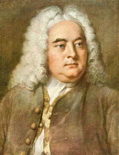 George Friedric Handel