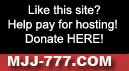 Donate towards my web hosting bill!